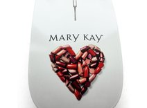 Mary Kay. The computer mouse.
